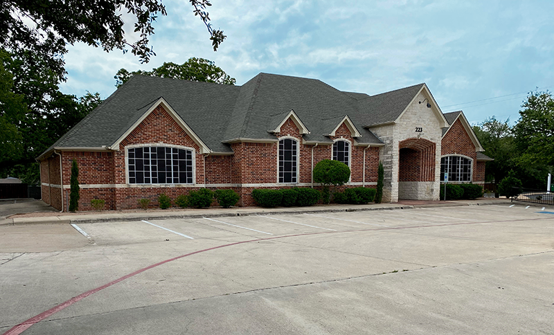Property: 223 S. Morgan St Office Building