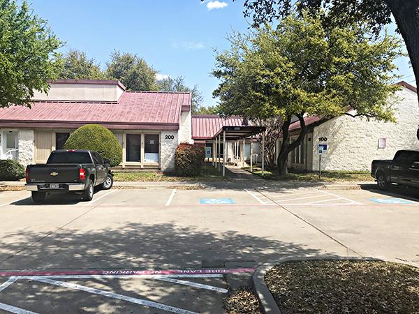 Property: Trinity Mills Professional Park- Bldg 100