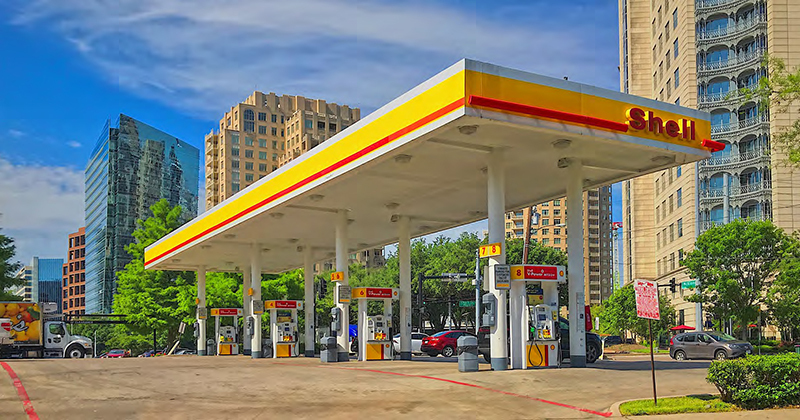 Property: McKInney Avenue Shell Site