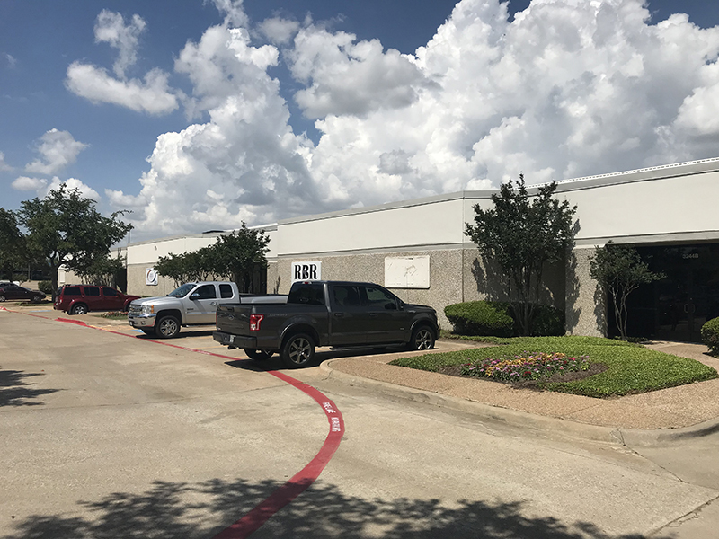 Property: Las Colinas Distribution Center 4