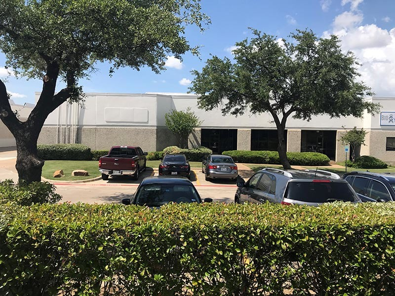 Property: Las Colinas Distribution Center 5